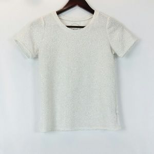 INC International Concepts Short Sleeve Top XS